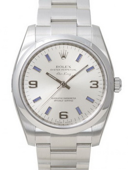 Rolex Air-King Watch 114200R