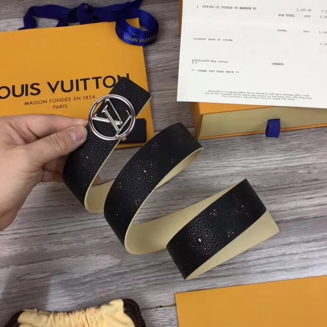 Louis Vuitton ICONIC 35MM Calf leather M0008 black