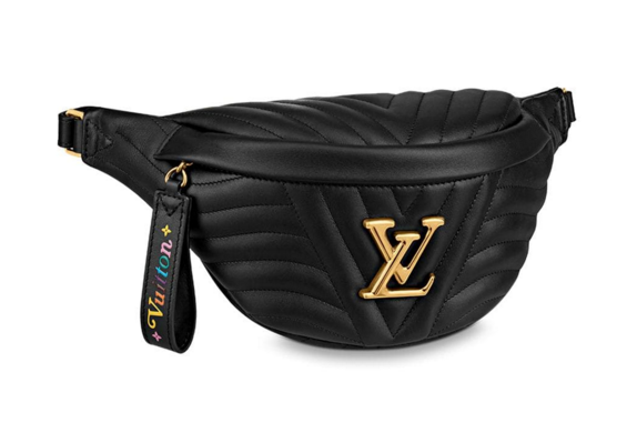Louis Vuitton Original NEW WAVE M53750 black