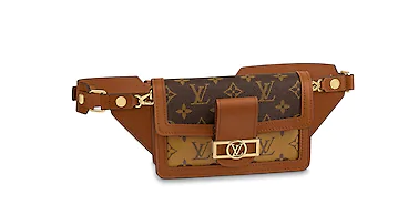 Louis Vuitton Monogram Canvas original DAUPHINE Pocket M44586