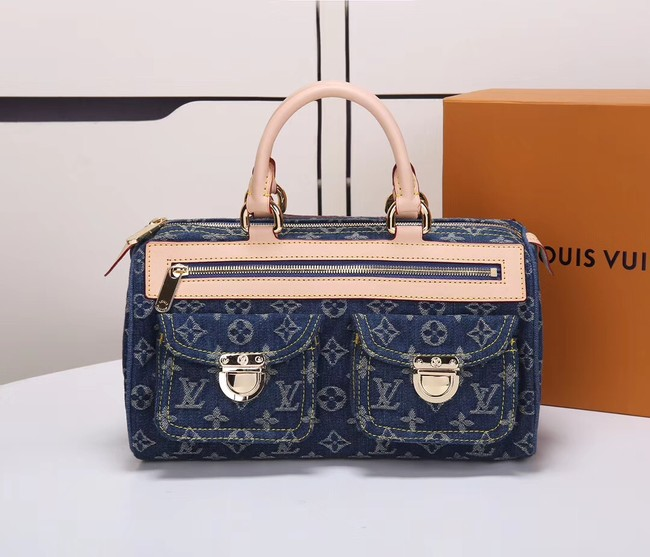 Louis Vuitton Denim Tote bag M44462