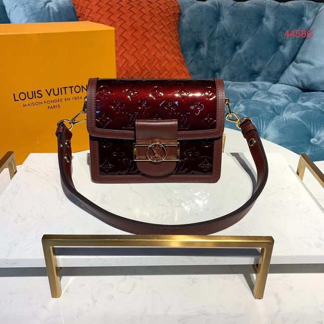 Louis vuitton original MINI DAUPHINE M44580 Wine