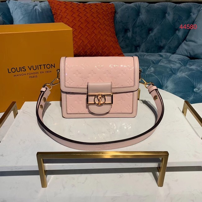 Louis vuitton original MINI DAUPHINE M44580 pink