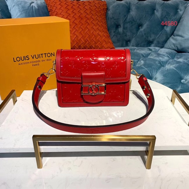 Louis vuitton original MINI DAUPHINE M44580 red