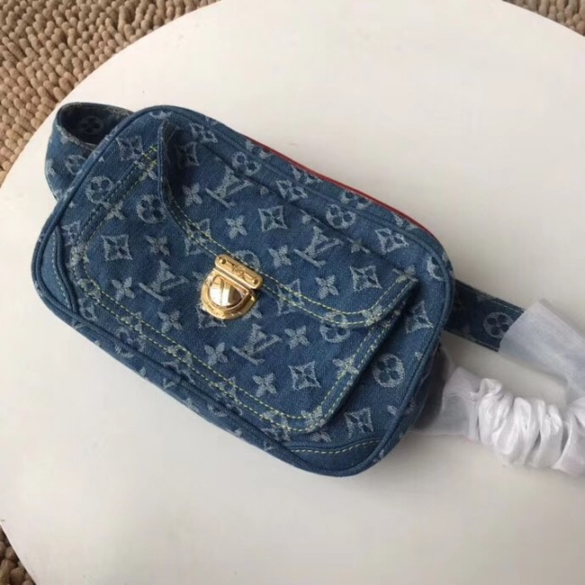 Louis vuitton original OUTDOOR Pocket M44466 blue