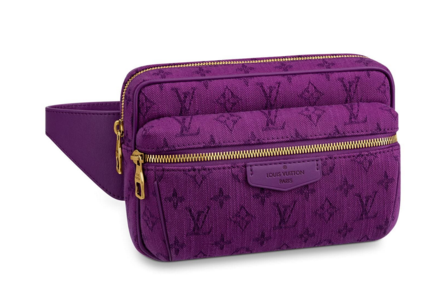 Louis vuitton original OUTDOOR Pocket M44623 purple