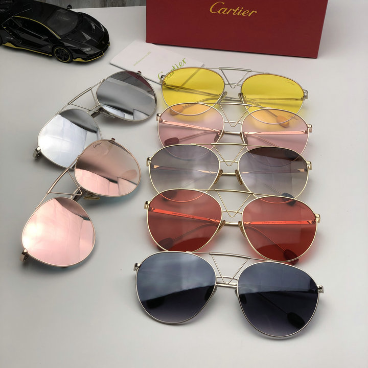 Cartier Sunglasses Top Quality C5733_155