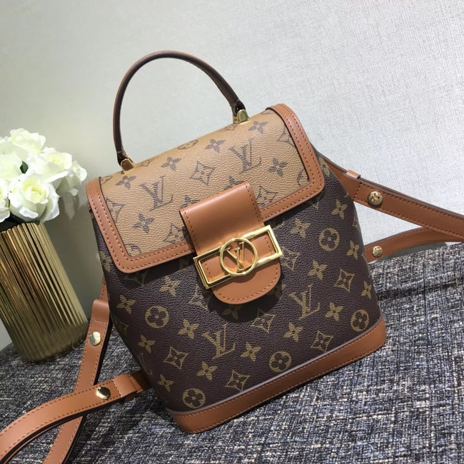 Louis Vuitton Original Backpack M44393