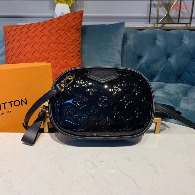 Louis Vuitton Original BELTBAG M90510 black
