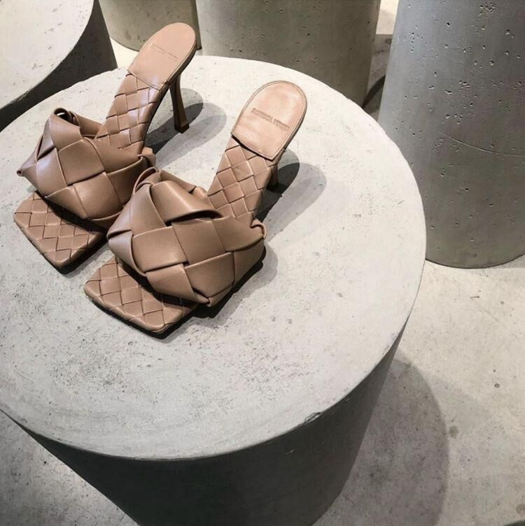 Bottega Veneta Shoes BV2047 Brown