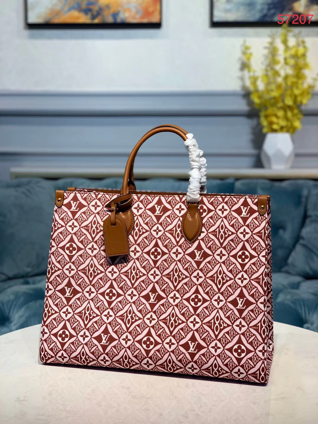Louis vuitton ONTHEGO M57207 brown