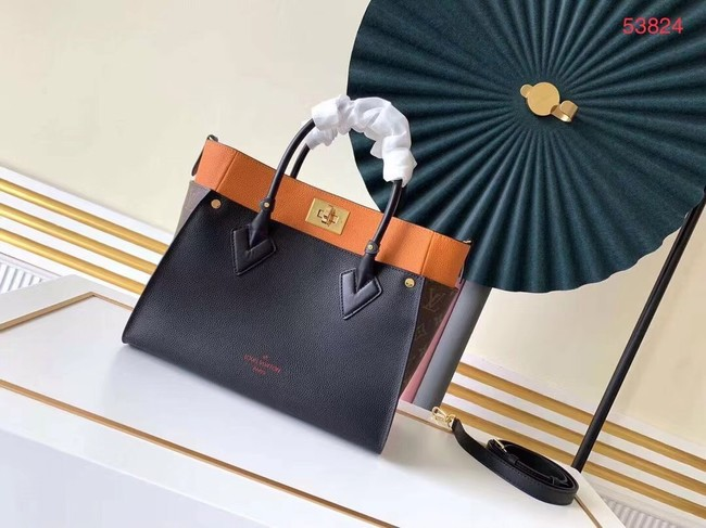Louis Vuitton Original ON MY SIDE M53824 black&brown