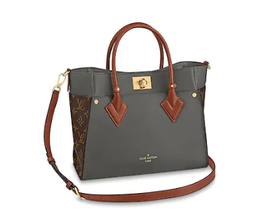 Louis Vuitton Original ON MY SIDE M53824 grey&brown