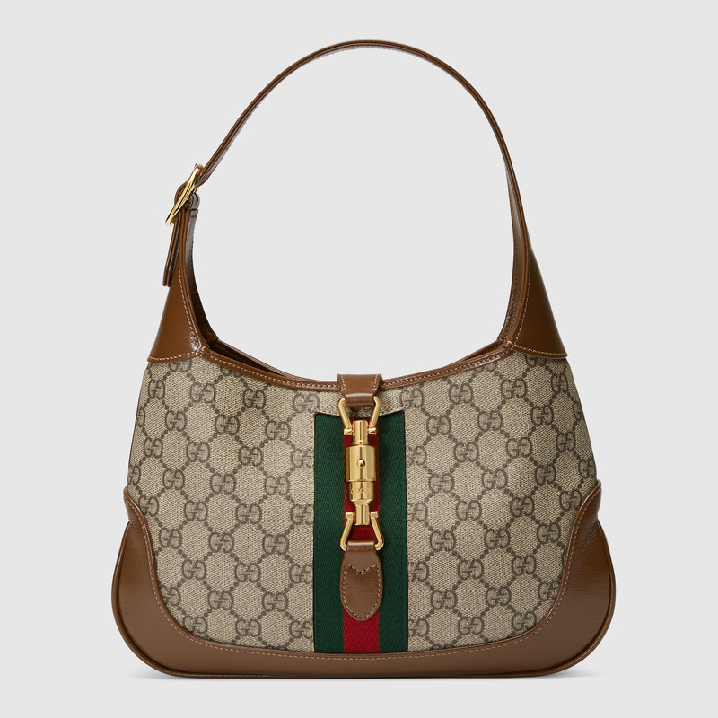 Gucci Jackie 1961 small hobo bag 636706 brown