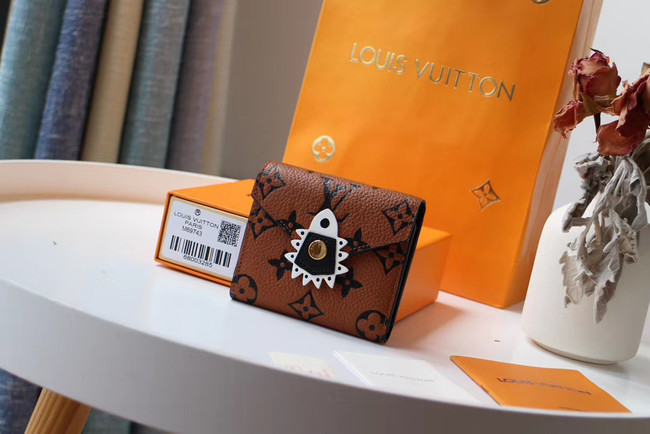 Louis Vuitton Original wallet M69511 brown