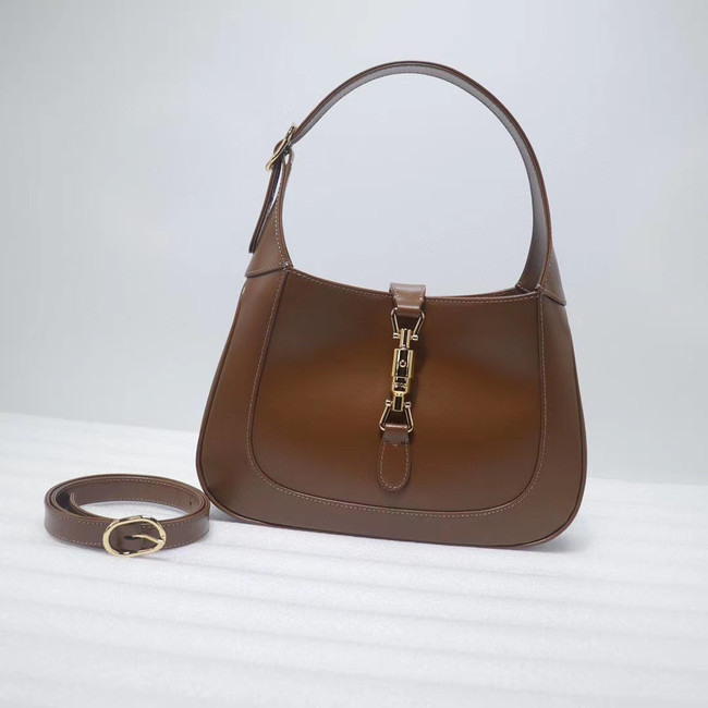 Gucci Jackie 1961 small hobo bag 636709 brown